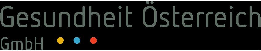 Gesundheit Österreich GmbH - Logo